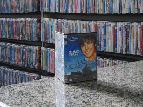 alma de campeão (dvd original)