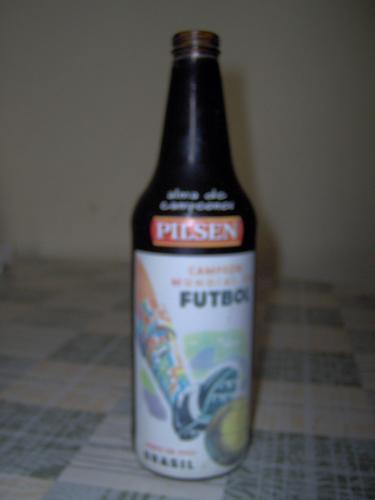 alma de campeones de pilsen (botella 500 ml. de coleccion