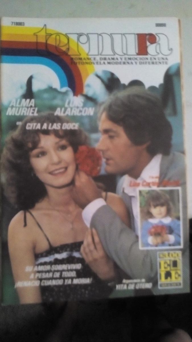 Alma Muriel Fotos alma muriel, luis alarcon, liza cortes en fotonovela ternura - $ 100.00
