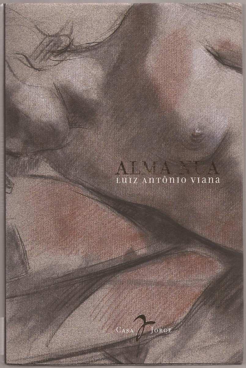 Alma Nua alma nua - com dedicatória (luiz a. v.)