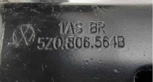 alma parachoque vw fox e crossfox  15 a 19 - 5z0806564b