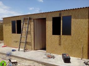 Almacen Modulos Cuartos Casas Prefabricadas