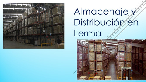 almacenaje y distribución en lerma