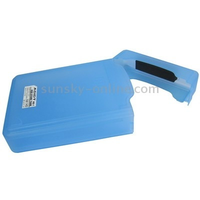 almacenamiento externo 3.5 hdd inch store tank baby blue