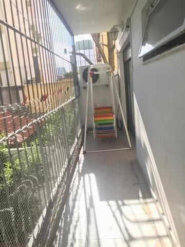 almagro. departamento  4 ambientes con balcón. alquiler temporario sin garantía.