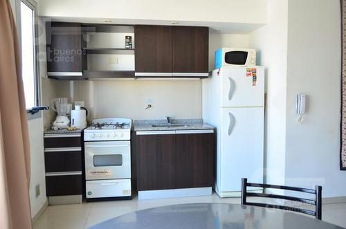 almagro. moderno loft. alquiler temporario sin garantías.