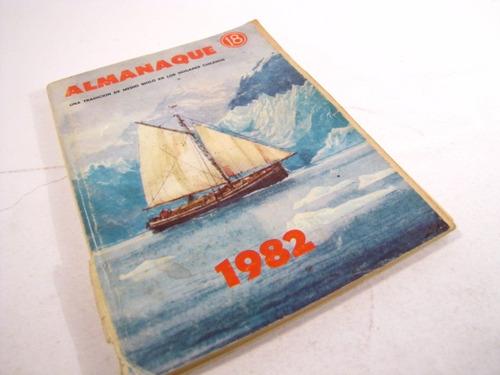 almanaque 18. 1982