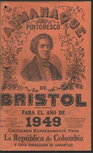 almanaque bristol 1949