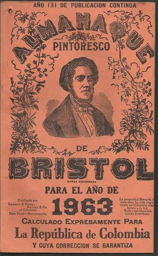 almanaque bristol 1963