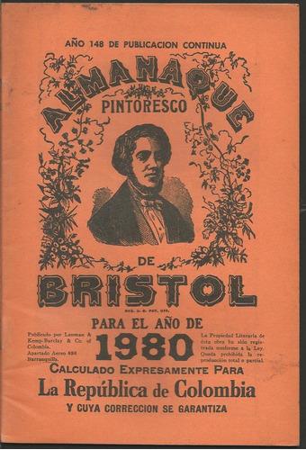 almanaque bristol 1980