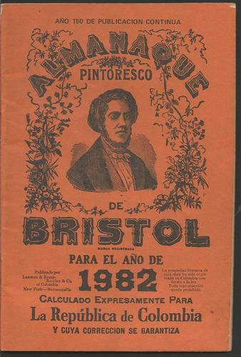 almanaque bristol 1982