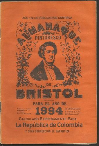 almanaque bristol 1994
