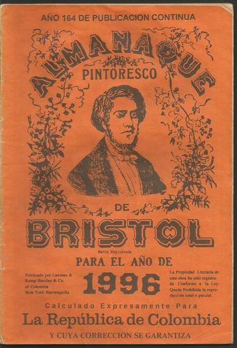 almanaque bristol 1996
