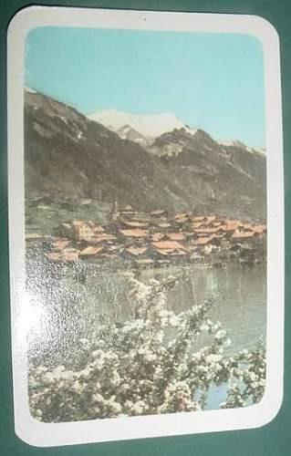 almanaque calendario bolsillo año 1974 paisaje argentino 3