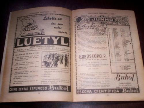 almanaque capivarol 1950