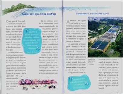 almanaque da água - sabesp - ed.2006