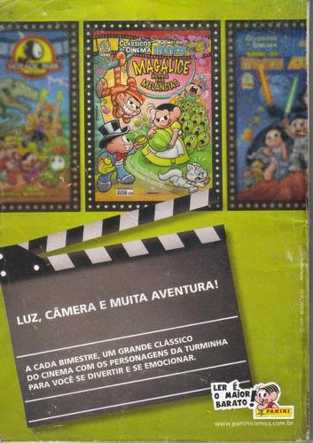almanaque da magali n° 24 ed. panini