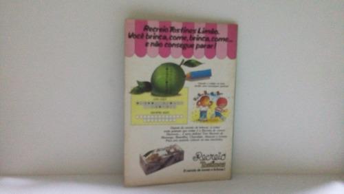 almanaque da mônica- nº 18 - ed. abril - junho 1983 (esc 58)