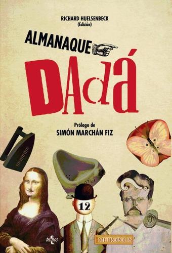 almanaque dadá(libro )
