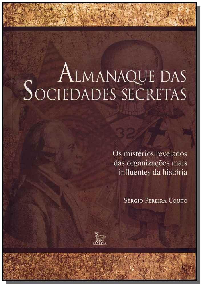 almanaque das sociedades secretas