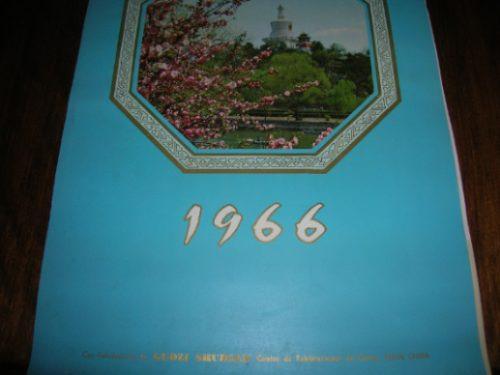 almanaque de china año 1966