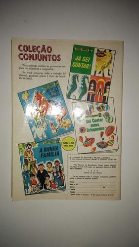 almanaque de ferias reis do faroeste 1972.