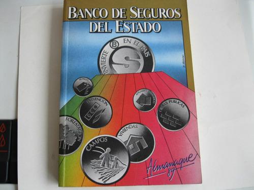 almanaque del banco de seguros del estado - año 1989-impec