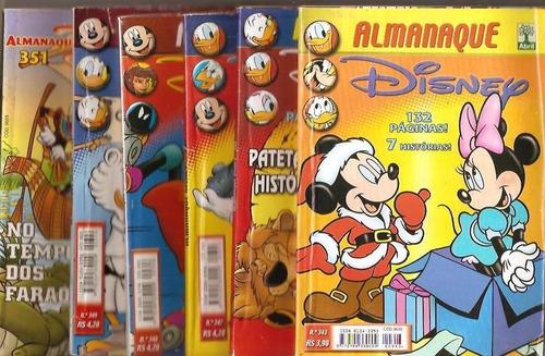 almanaque disney 356