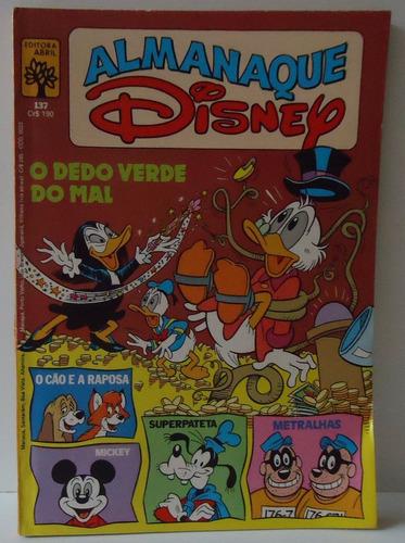 almanaque disney - nº 137 - outubro 1982 by trekus vintage