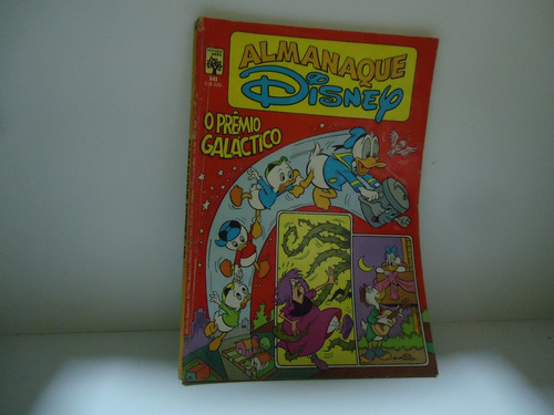 almanaque disney- nº141- ed. abril- fevereiro 1983