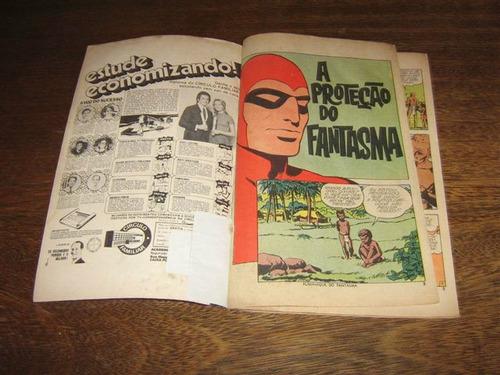 almanaque do fantasma 1973 rio gráfica editora