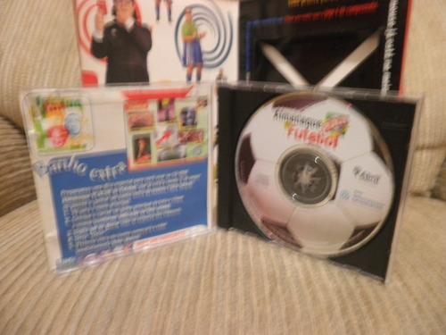 almanaque do futebol placar cd-rom 1996 com bussunda