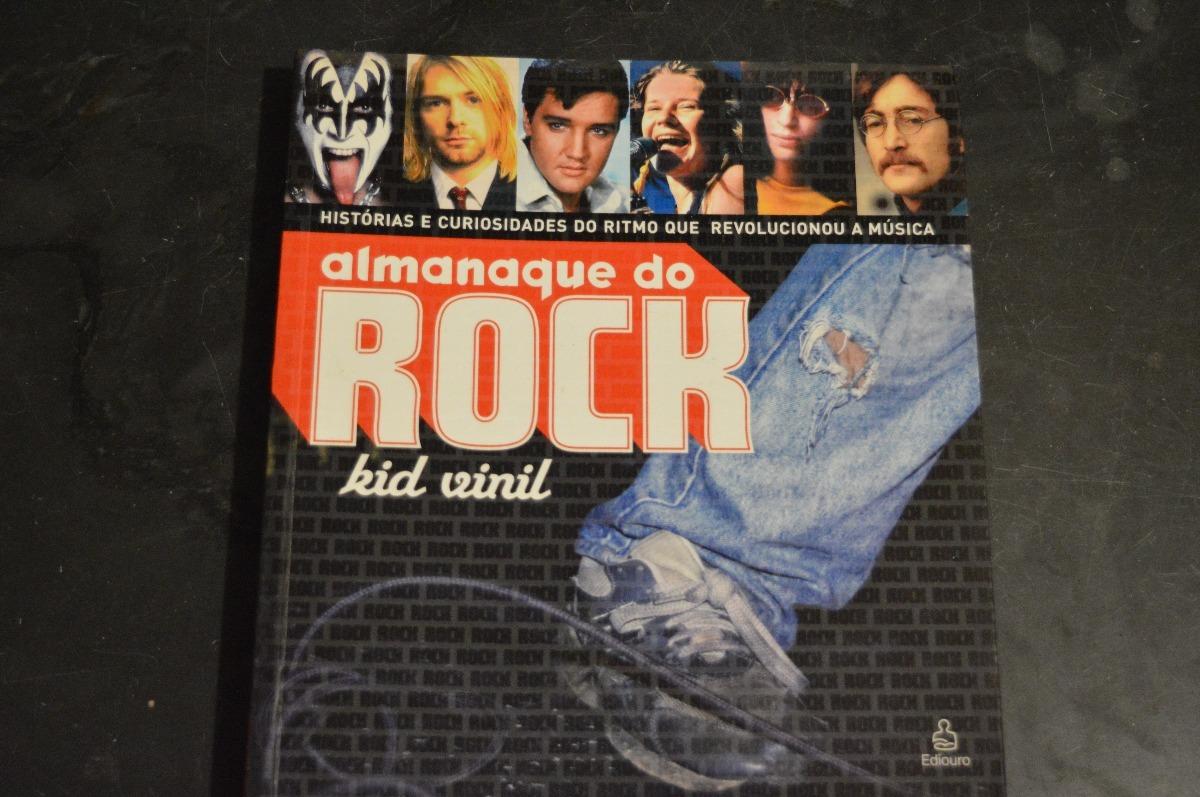 livro almanaque do rock