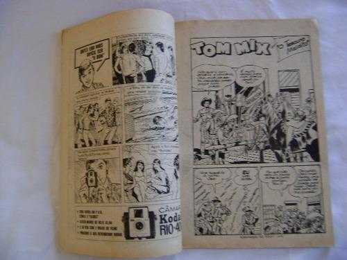 almanaque do rocky lane 1968 nº1 rge leia descrições!