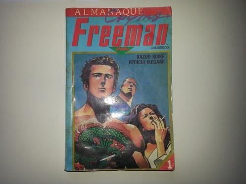 almanaque freeman nº1
