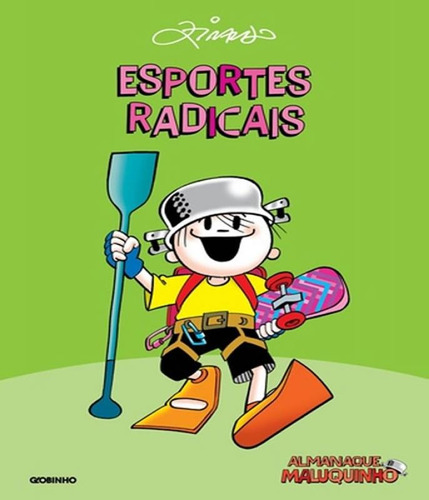 almanaque maluquinho - esportes radicais - 02 ed
