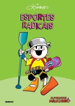 almanaque maluquinho - esportes radicais - 2ª ed