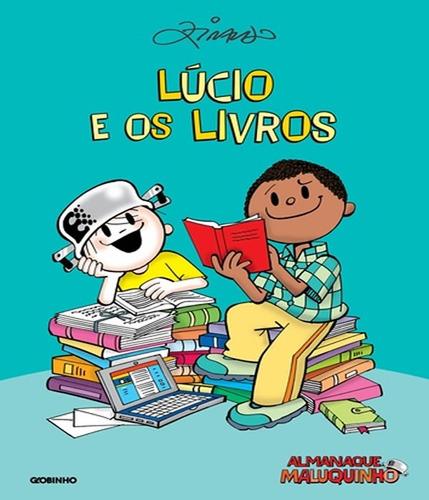 almanaque maluquinho - lucio e os livros - 02 ed