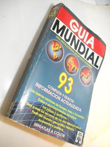 almanaque mundial 1993