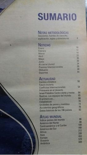 almanaque mundial 2012