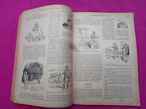 almanaque para el pelegrino año 1906 idioma frances