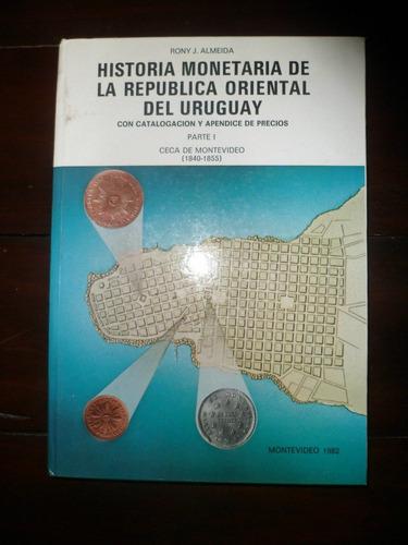 almeida - historia monetaria del uruguay