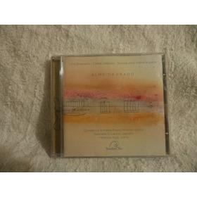 Almeida Prado - Sonatas P/violino E Piano - Cd Novo