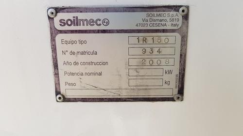 almeja hidraulica soilmec bh12