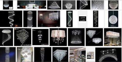 almendra de cristal 3.7 cm para candil, cortina o decoracion