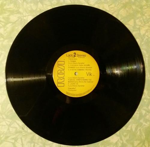 almendra - vinilo 1969 - no es reedición