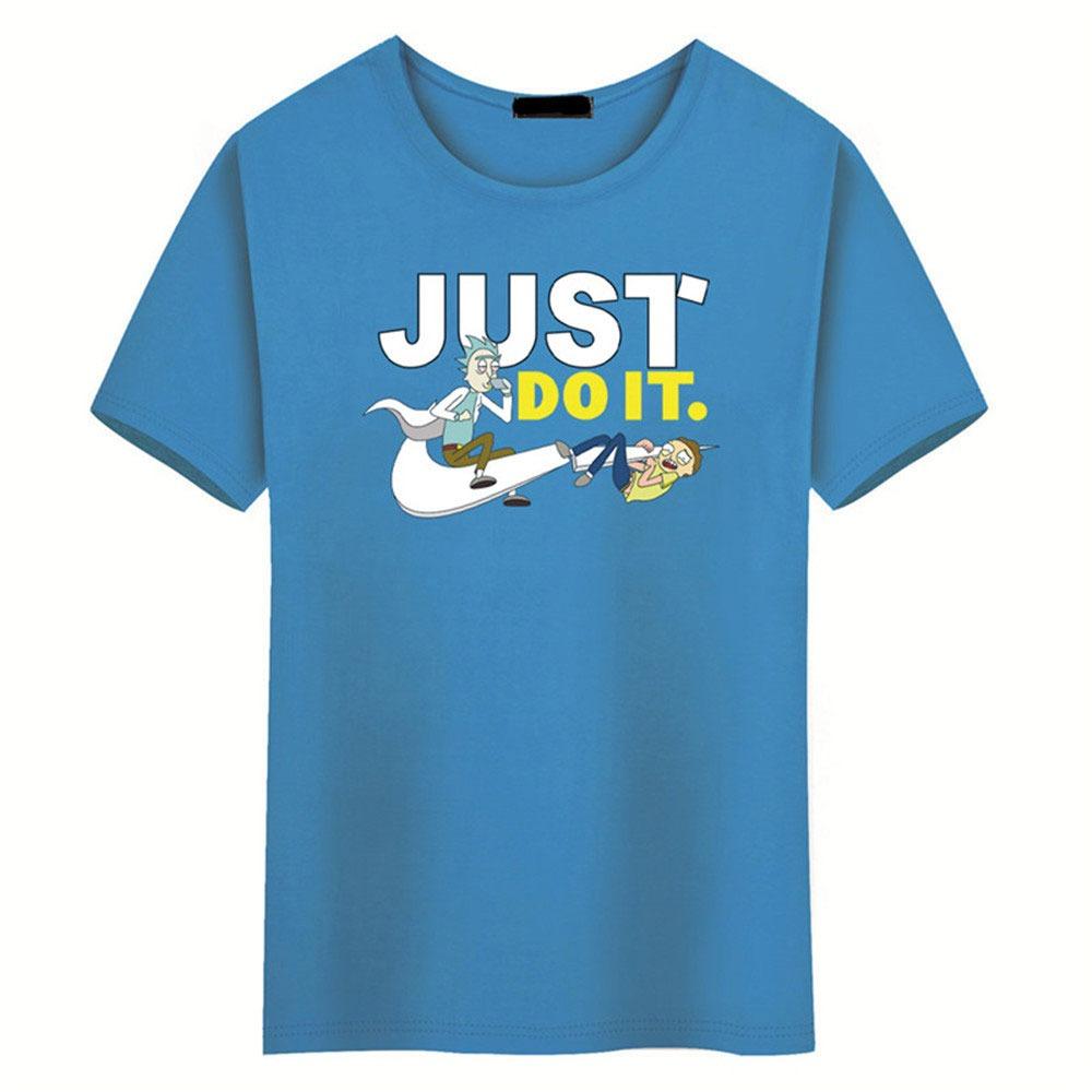 aa3632c8c89a3 almiar y morty hombres   s dibujos animados blusa t - camisa. Cargando zoom.