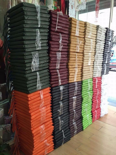 almoadones de silla de cuerina todos los colores de a 6