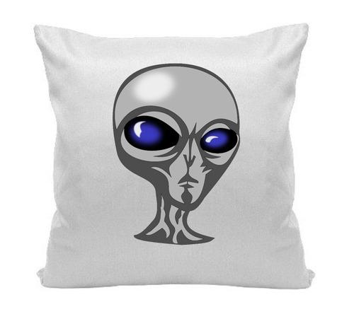 almofada allsgeek area 51 et ufo alien alienigena  30cm 02