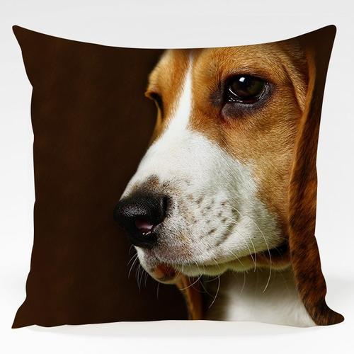 almofada cachorro beagle